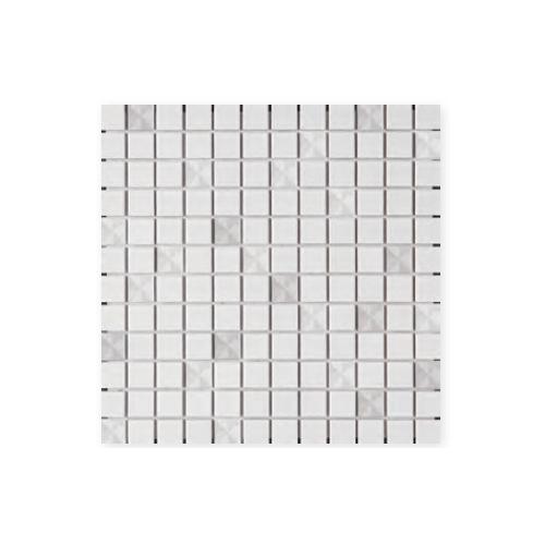 送料無料 TChic SWAN TILE タイル建材 屋内壁用 インテリアタイル キラキラ星 25mm角平 KIR-09