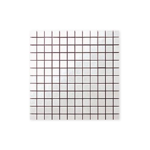 送料無料 TChic SWAN TILE タイル建材 屋内壁用 インテリアタイル pearly mosaic(パーリーモザイク) 25mm角平 PP-01
