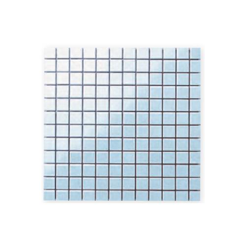 送料無料 TChic SWAN TILE タイル建材 屋内壁用 インテリアタイル pearly mosaic(パーリーモザイク) 25mm角平 PP-11