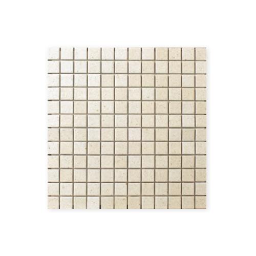 送料無料 TChic SWAN TILE タイル建材 屋内壁用 インテリアタイル Marboo mosaic(マーブーモザイク) 25mm角平 MAB-03