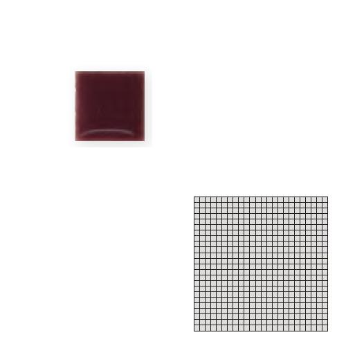 送料無料 TChic SWAN TILE タイル建材 屋内床壁用 インテリアタイル モザイクアート10mm 10角 単色 10-E1