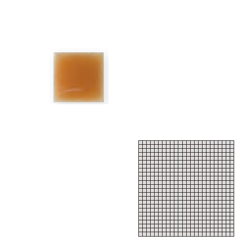 送料無料 TChic SWAN TILE タイル建材 屋内床壁用 インテリアタイル モザイクアート10mm 10角 単色 10-E3
