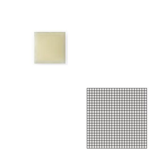 送料無料 TChic SWAN TILE タイル建材 屋内床壁用 インテリアタイル モザイクアート10mm 10角 単色 10-C4