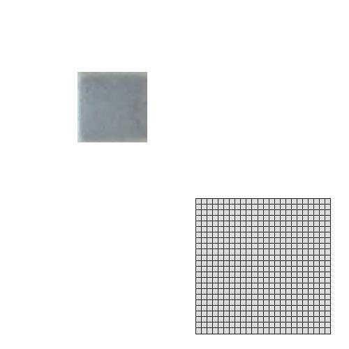 TChic モザイクアート10mm 10角 単色 贈答 10-C7 送料無料 屋内床壁用 SWAN タイル建材 インテリアタイル TILE 往復送料無料