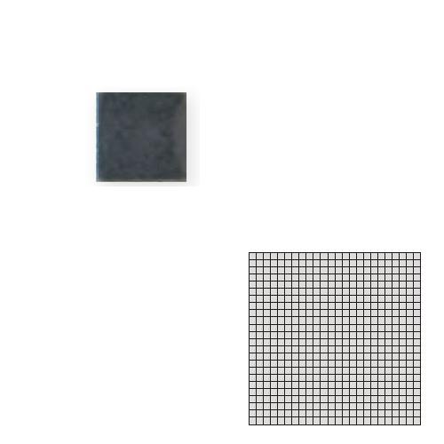 送料無料 TChic SWAN TILE タイル建材 屋内床壁用 インテリアタイル モザイクアート10mm 10角 単色 10-DE7