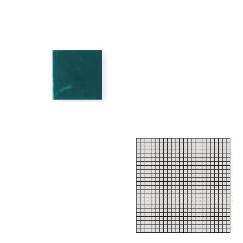 送料無料 TChic SWAN TILE タイル建材 屋内床壁用 インテリアタイル モザイクアート10mm 10角 単色 10-E9