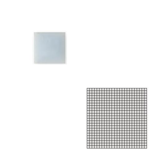 TChic モザイクアート10mm アイテム勢ぞろい 10角 単色 10-B10 送料無料 セール品 タイル建材 SWAN 屋内床壁用 TILE インテリアタイル