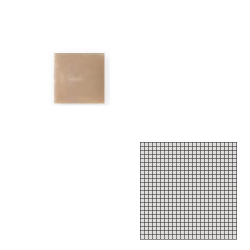 送料無料 TChic SWAN TILE タイル建材 屋内床壁用 インテリアタイル モザイクアート10mm 10角 単色 10-C16