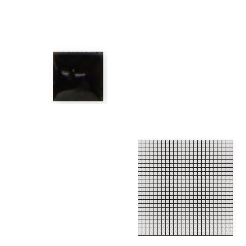 TChic モザイクアート10mm 10角 単色 10-A20 送料無料 サービス タイル建材 TILE 国内即発送 インテリアタイル 屋内床壁用 SWAN
