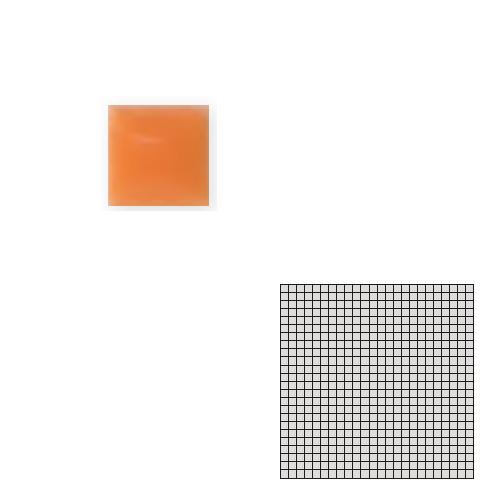 送料無料 TChic SWAN TILE タイル建材 屋内床壁用 インテリアタイル モザイクアート10mm 10角 単色 10-D24