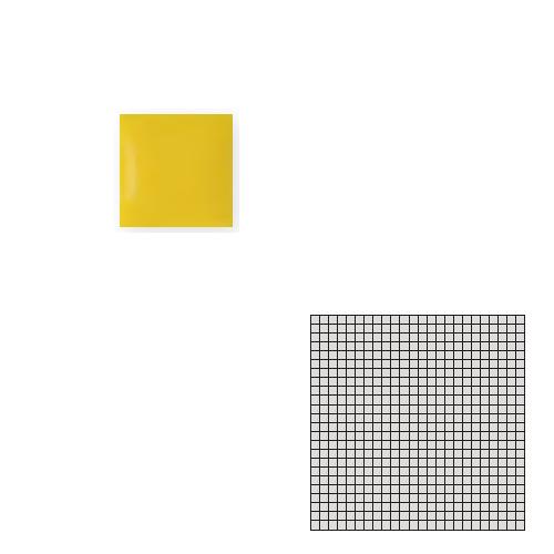 送料無料 TChic SWAN TILE タイル建材 屋内床壁用 インテリアタイル モザイクアート10mm 10角 単色 10-A30