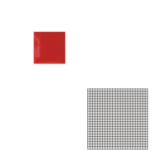 送料無料 TChic SWAN TILE タイル建材 屋内床壁用 インテリアタイル モザイクアート10mm 10角 単色 10-C30