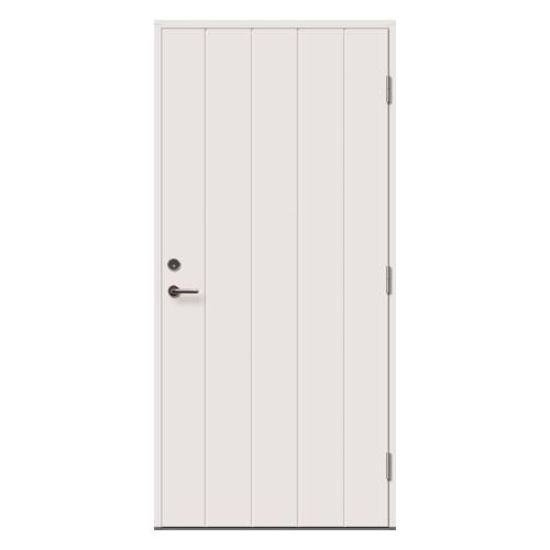 木製玄関ドア 断熱玄関ドア 断熱性 気密性 耐風性 遮音性 passiv material PM-VJC-771 HDF ホワイト