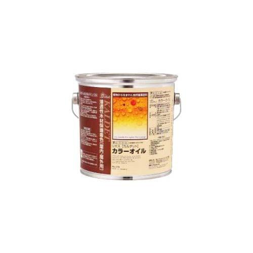 LIVOS リボス 木材用オイル自然塗料 カルデット No.270 2.5L缶 DIY 送料無料