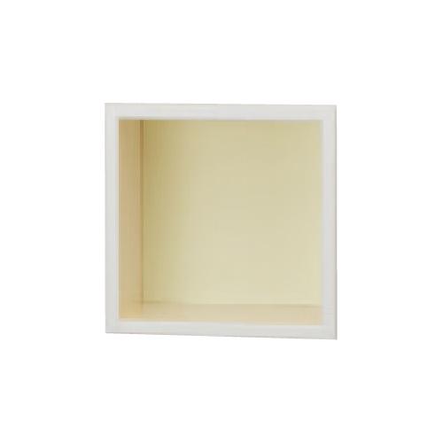 ウォールイン飾り棚 ニッチマイハート スクエアタイプ96シリーズ 正方形 PFNS922 D96×W200×H200 埋め込み 収納 ニッチ 飾り棚 壁面 掘り込み DIY インテリア