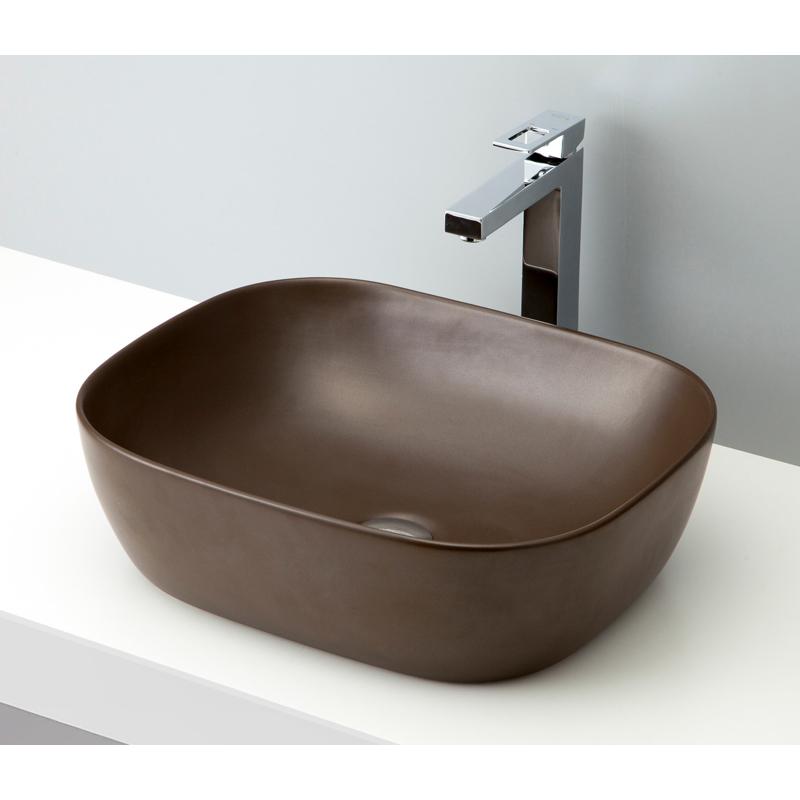 置き型洗面ボウル MATTE マット09 新色 B179 おすすめ mizunohana 手洗い器 デザイン 陶磁器 水まわり インテリア モダン ガラス かわいい シンプル カラフル おしゃれ