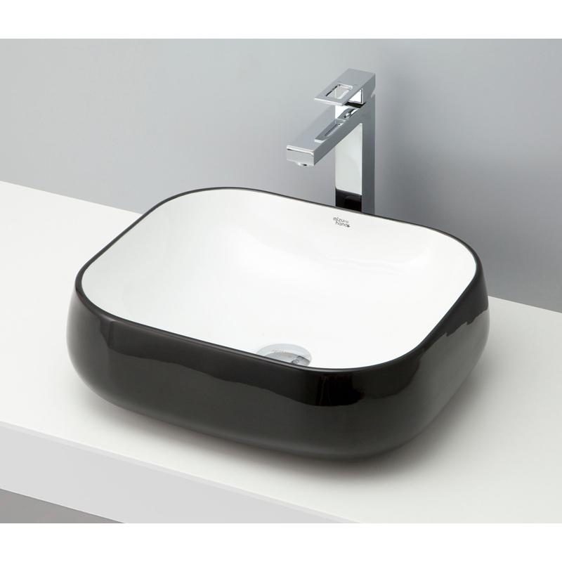 mizunohana 置き型洗面ボウル COLORFUL カラフル19 B107 手洗い器 デザイン 陶磁器 ガラス インテリア 水まわり おしゃれ かわいい シンプル モダン カラフル