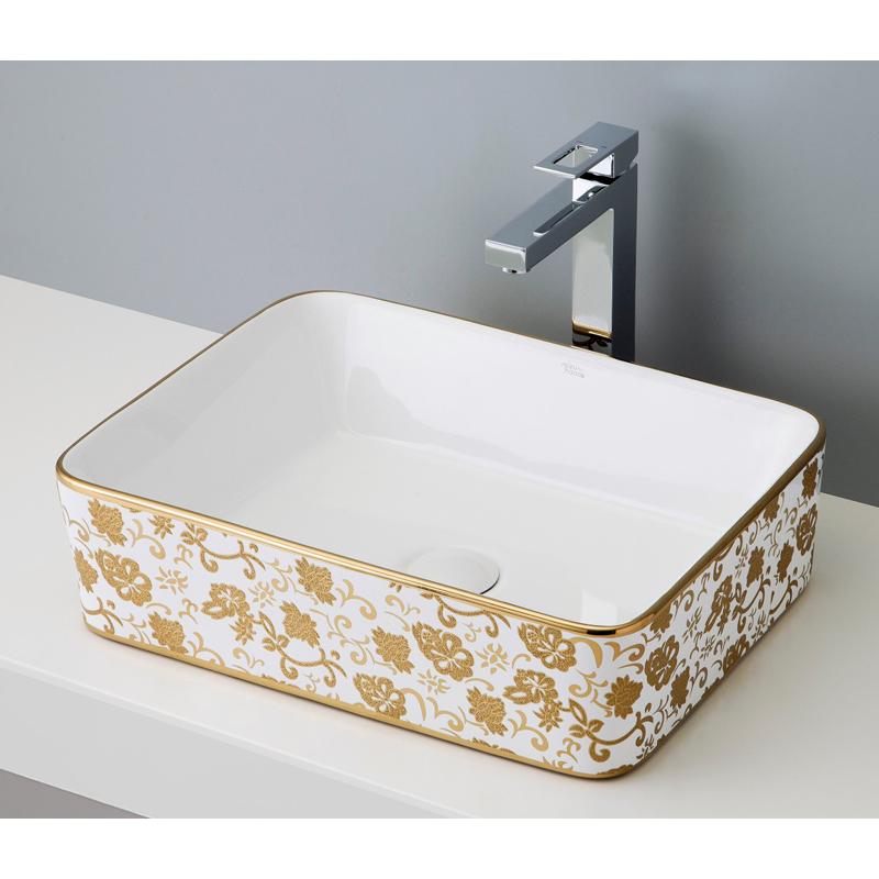 mizunohana 置き型洗面ボウル ELEGANT WHITE エレガントホワイト02 B023 手洗い器 デザイン 陶磁器 ガラス おしゃれ かわいい シンプル モダン カラフル