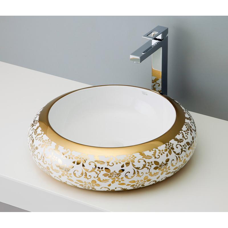 mizunohana 置き型洗面ボウル ELEGANT WHITE エレガントホワイト10 B031 手洗い器 デザイン 陶磁器 ガラス おしゃれ かわいい シンプル モダン カラフル