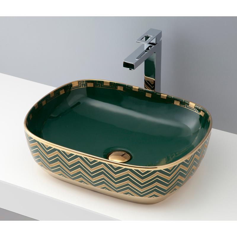 mizunohana 置き型洗面ボウル ELEGANT COLOR エレガントカラー01 B051 手洗い器 デザイン 陶磁器 ガラス おしゃれ かわいい シンプル モダン カラフル