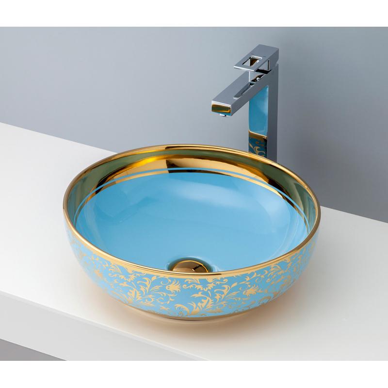 mizunohana 置き型洗面ボウル ELEGANT COLOR エレガントカラー03 B058 手洗い器 デザイン 陶磁器 ガラス おしゃれ かわいい シンプル モダン カラフル