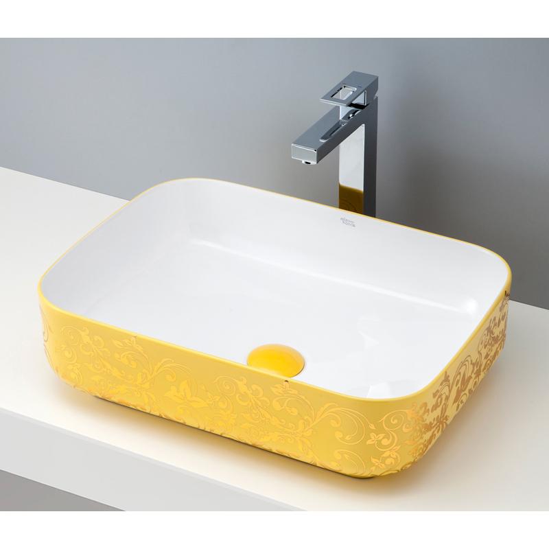 mizunohana 置き型洗面ボウル ELEGANT COLOR エレガントカラー05 B065 手洗い器 デザイン 陶磁器 ガラス おしゃれ かわいい シンプル モダン カラフル