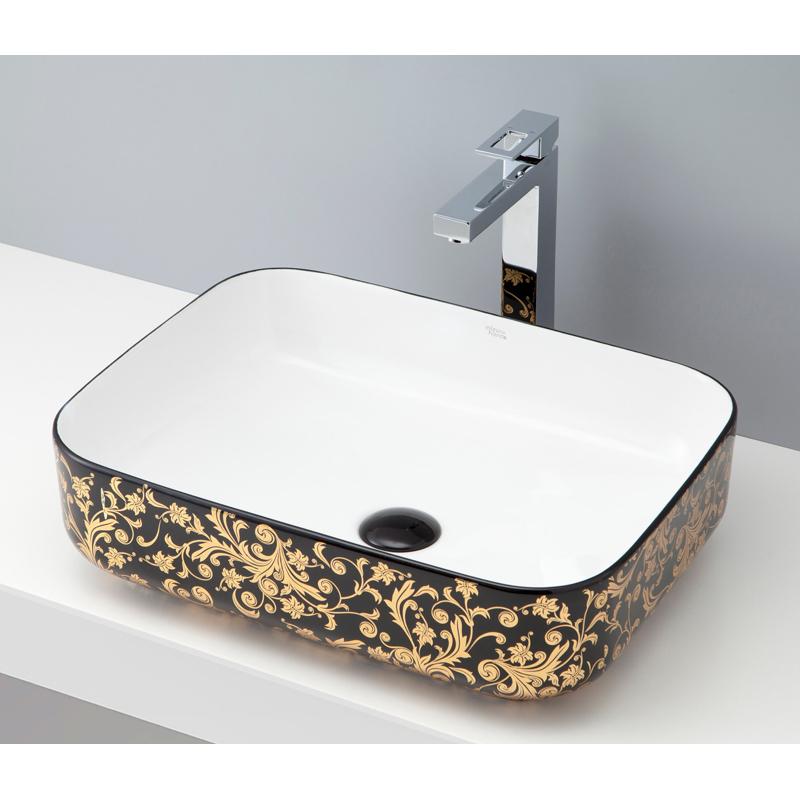 mizunohana 置き型洗面ボウル ELEGANT COLOR エレガントカラー08 B068 手洗い器 デザイン 陶磁器 ガラス おしゃれ かわいい シンプル モダン カラフル