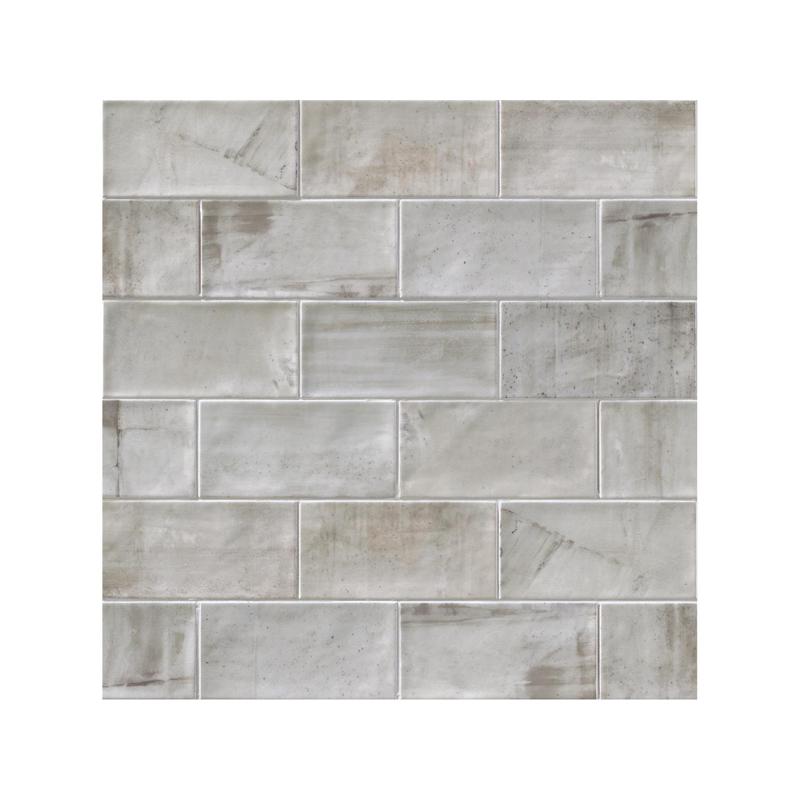 タイル建材 BORSARI(ボルサーリ) 200×100角平 30枚 名古屋モザイク 内装 壁 インテリア