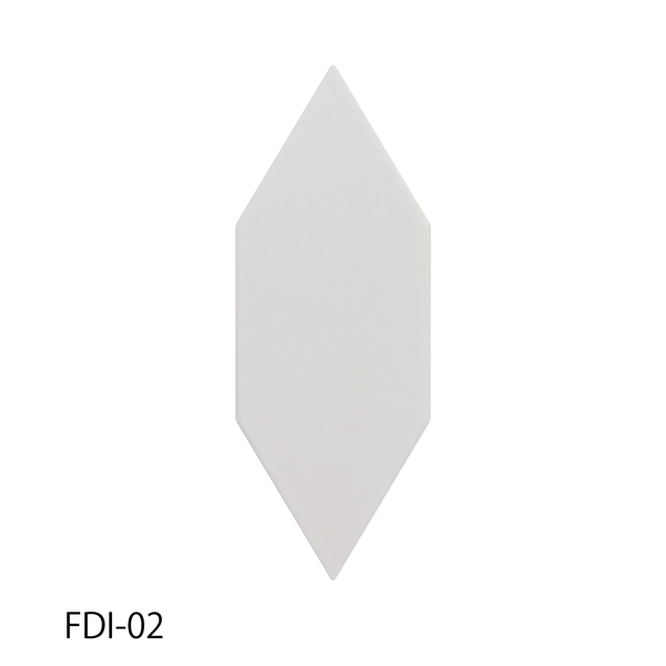 送料無料 TChic SWAN TILE タイル建材 屋内壁用 インテリアタイル フレディ 六角形 FDI-02 ケース/132枚入り