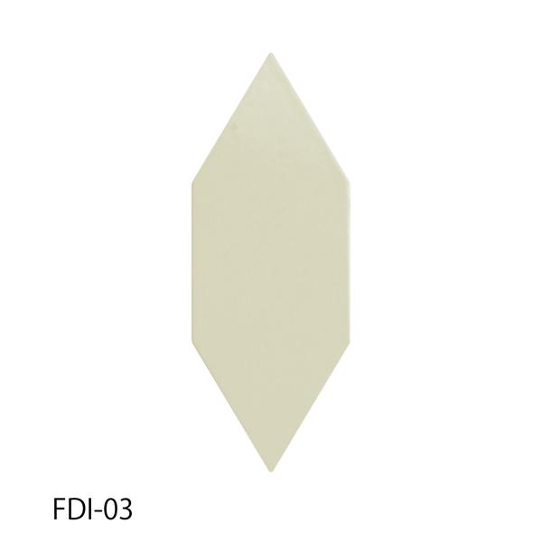 送料無料 TChic SWAN TILE タイル建材 屋内壁用 インテリアタイル フレディ 六角形 FDI-03 ケース/132枚入り