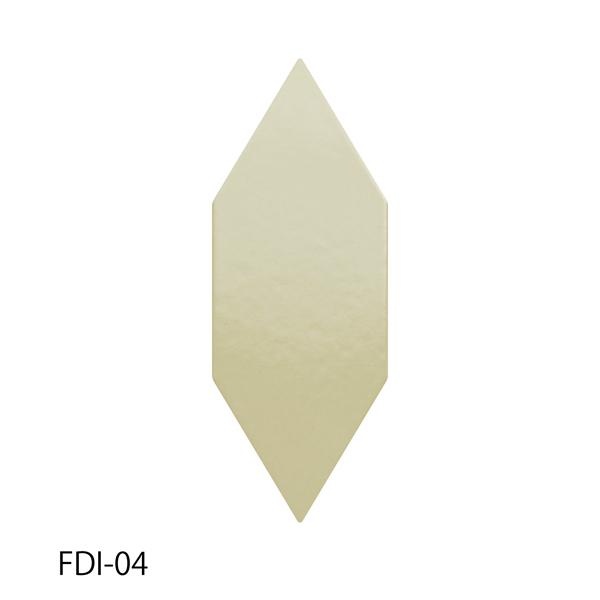 送料無料 TChic SWAN TILE タイル建材 屋内壁用 インテリアタイル フレディ 六角形 FDI-04 ケース/132枚入り