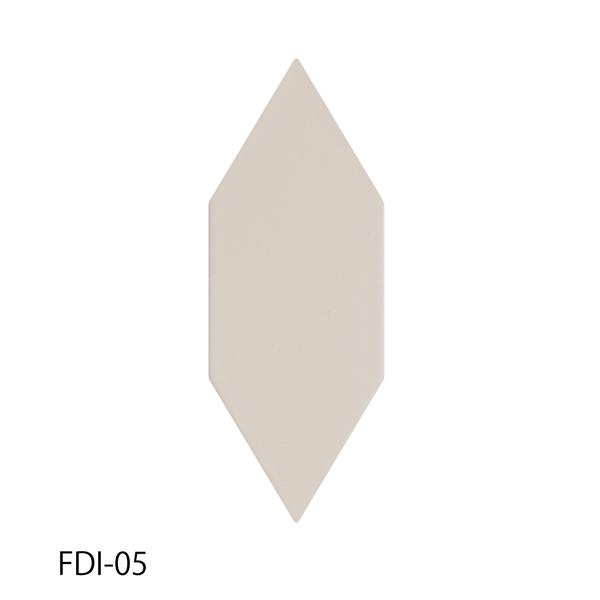 送料無料 TChic SWAN TILE タイル建材 屋内壁用 インテリアタイル フレディ 六角形 FDI-05 ケース/132枚入り