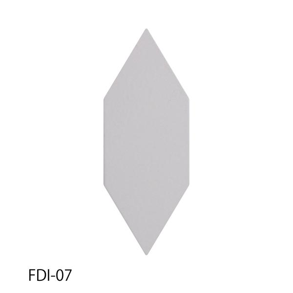 送料無料 TChic SWAN TILE タイル建材 屋内壁用 インテリアタイル フレディ 六角形 FDI-07 ケース/132枚入り