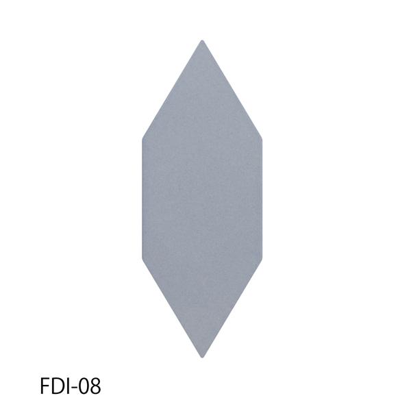 送料無料 TChic SWAN TILE タイル建材 屋内壁用 インテリアタイル フレディ 六角形 FDI-08 ケース/132枚入り