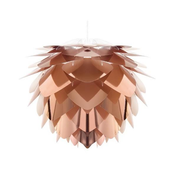 照明器具 VITA デンマーク製 ペンダントライト SILVIA Copper シルヴィアコパー 3灯タイプ コパー 送料無料