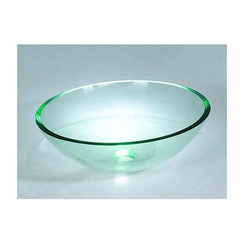 輸入洗面ボウル ガラスタイプ HTS Collection FH004-B1 洗面化粧台 送料無料 個性的 デザイン性