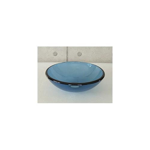 輸入洗面ボウル ガラスタイプ HTS Collection FL-05 洗面化粧台 送料無料 個性的 デザイン性