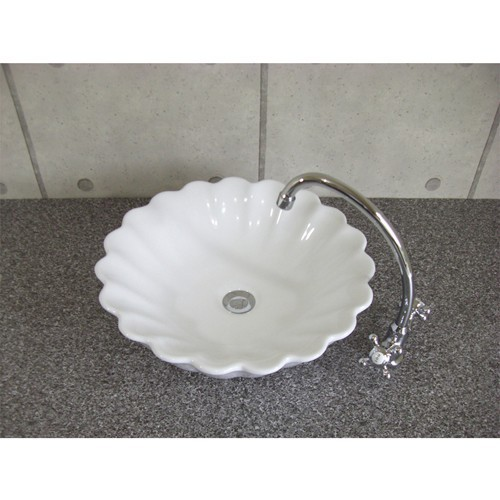 輸入洗面ボウル 卓上タイプ HTS Collection B-147 洗面化粧台 送料無料 個性的 デザイン性