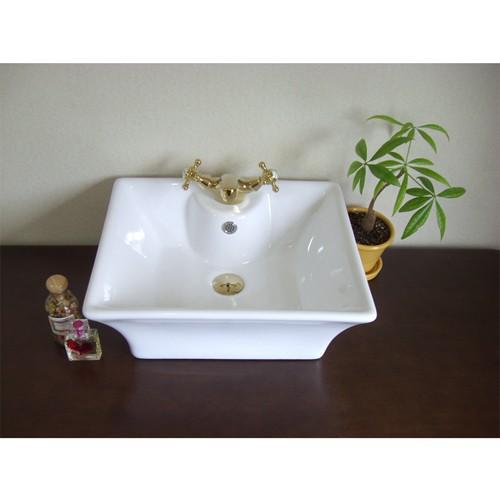 輸入洗面ボウル 卓上タイプ HTS Collection B-169 洗面化粧台 送料無料 個性的 デザイン性