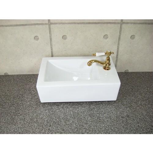 輸入洗面ボウル 卓上タイプ HTS Collection B-238 洗面化粧台 送料無料 個性的 デザイン性