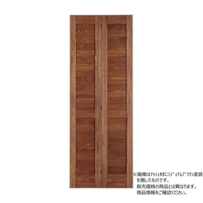 LOHAS material オリジナル無垢建具クローゼット AC06