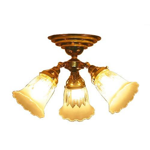 要在庫確認/照明器具 屋内照明 Sunyow(サンヨウ) シャンデリア シーリングランプ 天井直付け型 FC-D700G 1821