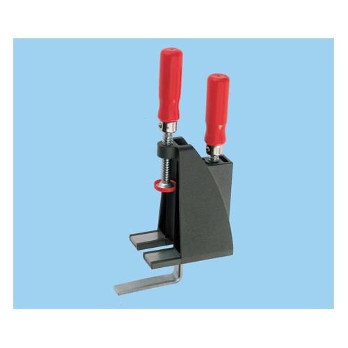 WURTH ウルト施工道具 ウィンドウクランプ Window-Alignment Clamp 4個セット [型番:07156775]