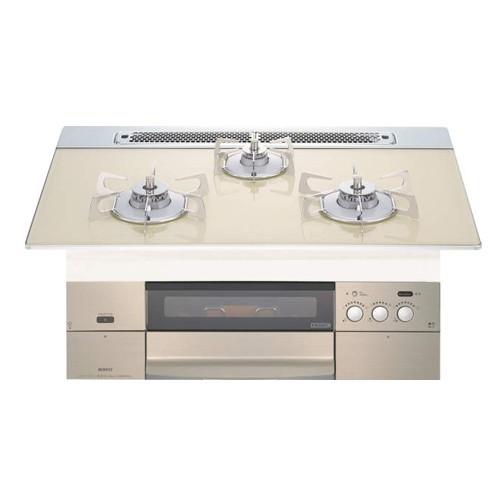NORITZ ノーリツ ビルトインコンロ PROGRE プログレ 75cmタイプ N3S05PWASMBEES キッチン 送料無料