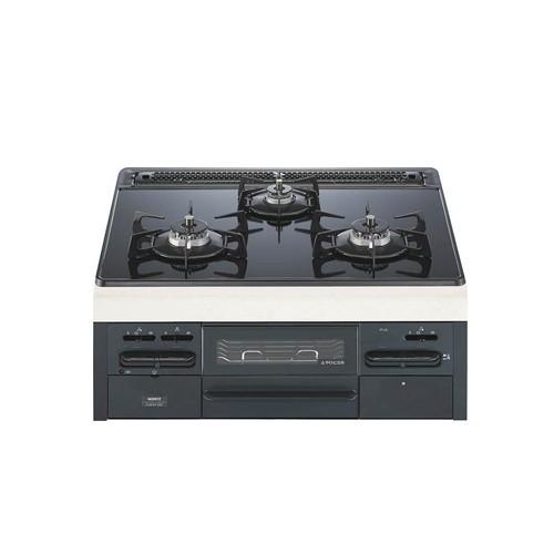 NORITZ ノーリツ ビルトインコンロ fami ファミ オートタイプ 60cmタイプ N3WN6RWAS キッチン 送料無料