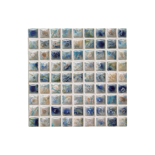 タイル建材 COSMION(コスミオン) 15角紙貼り 1ケース/20シート入 名古屋モザイク 内装 壁 インテリア