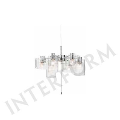 要在庫確認/INTERFORM 照明器具 インターフォルム シャンデリア Ilien(イリアン) LT-2335 ST