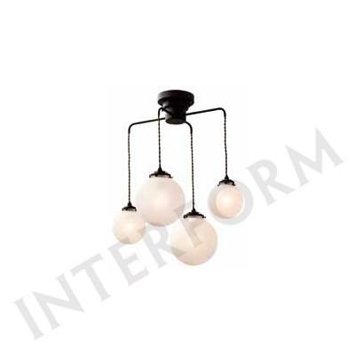 要在庫確認/照明器具 インターフォルム ペンダントライト Oreliaa(C)(オレリアC) LT-1946 FR
