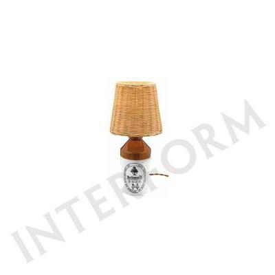 要在庫確認/屋内照明 インターフォルム テーブルランプ Polva(ポルヴァ) LT-1631 BN