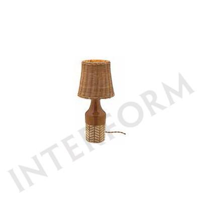 要在庫確認/屋内照明 インターフォルム テーブルランプ Kivioli(キビオリ) LT-1647 BN
